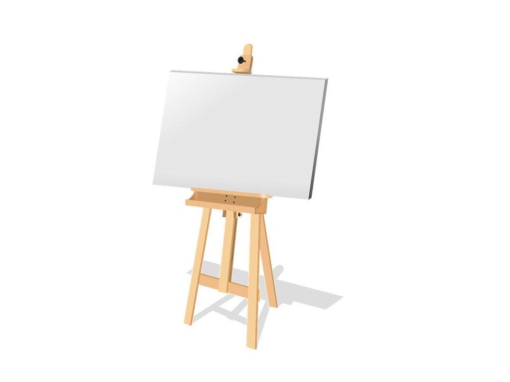 Malířské plátno