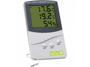 Měření teploty a vlhkosti