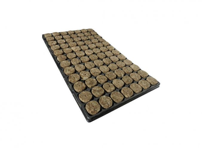 Agra Wool Agra-Wool sadbovací kostka 2,5*2,5 cm vč. Sadbovače, krabice 1386 ks