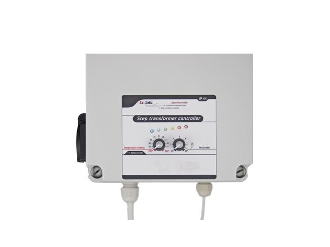 160935 1 gse general system engineering gse step transformer 2 5a krokovy regulator ventilatoru