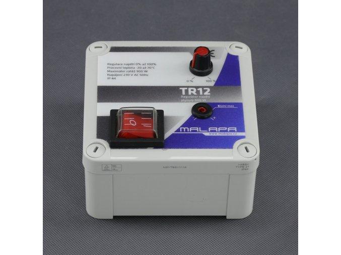 162138 1 malapa regulator napeti 900w plynuly pod omitku nebo na povrch tr12