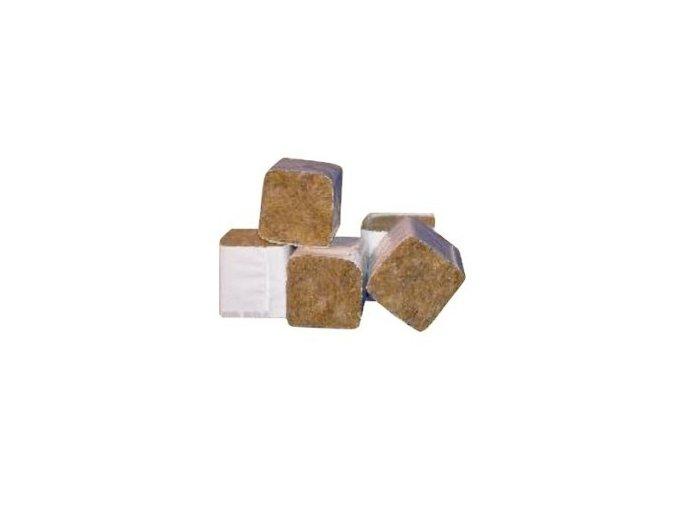 Agra Wool Agra-Wool sadbovací kostka 40*40 mm bez díry, krabice 1800 ks