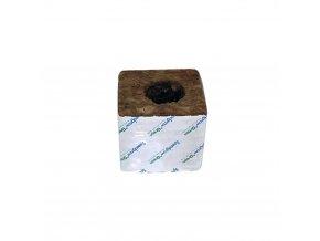 Agra Wool Agra-Wool kostka 7,5*7,5 cm s malou dírou 2,8 cm