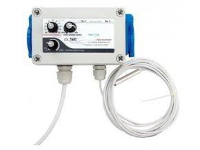165615 gse general system engineering gse digitalni regulator teploty podtlaku a min rychlosti otacek 10a