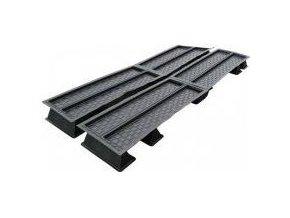 167211 1 nutriculture 2 4m multi duct 244cm x 94cm x 6 5cm x 4