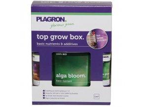 Plagron Top Grow Box Alga (Použití sady)