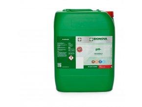 Bio Nova BioNova pH- (P2O5 24,5 (Objem 5l)