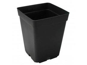 teku square pots 15x15x20 cm sturdy 35 l