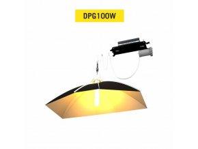 Secret Jardin - Komplet osvětlení HPS 400W (WIDE)