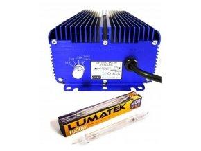 Lumatek Ultimate Pro 600W (400V) Controllable předřadník + HPS výbojka