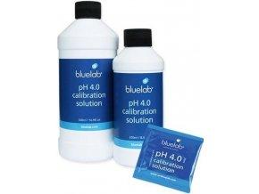 Bluelab pH4 kalibrační roztok