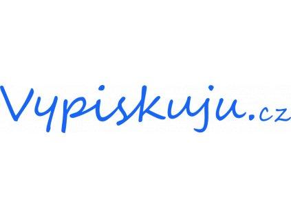 pískovaný font