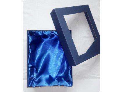 dárková krabička se saténem