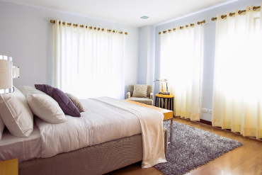 7 najčastejších chýb pri zariaďovaní spálnem