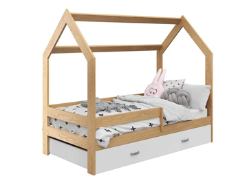 Návod na posteľ DOMČEK D3