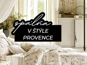 Bývajte ako Francúzi: Spálňa v štýle Provence