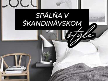 Chladná severská inšpirácia: Škandinávska spálňa v 5 krokoch