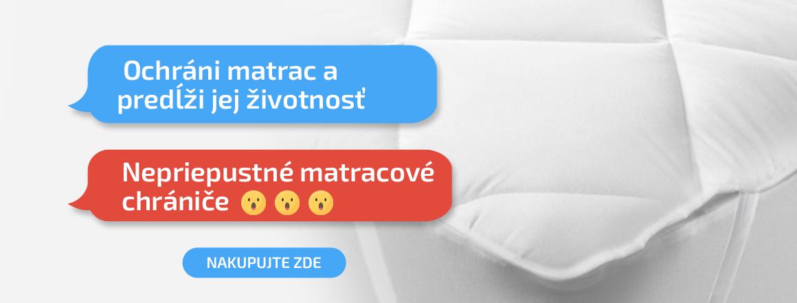 Chraňte svou matrac