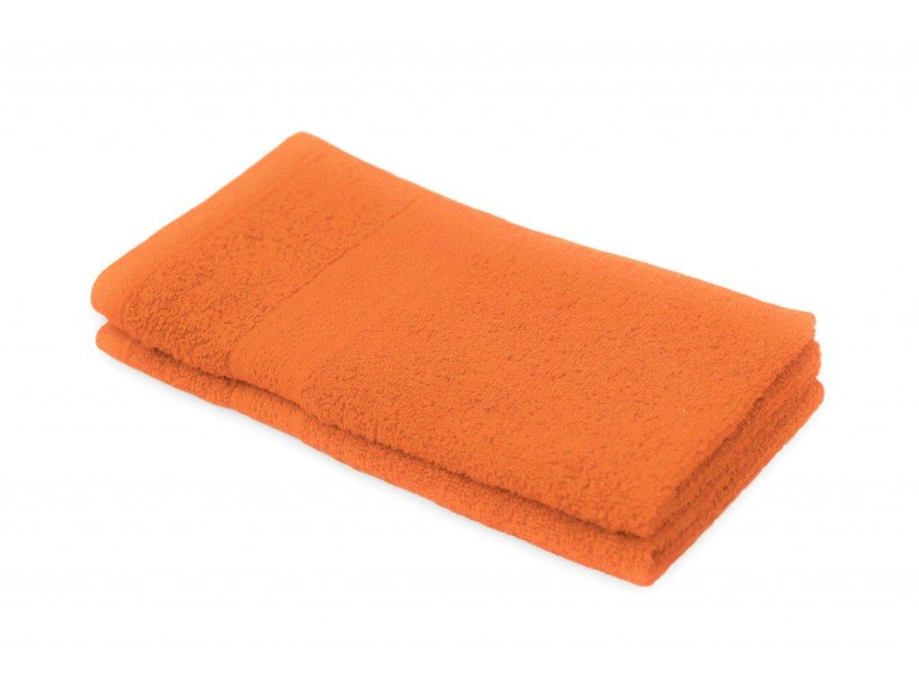 Rucnik Maly oranzova