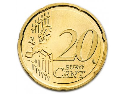 20 Euro cent SK 2B