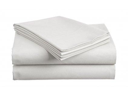 Bavlnená biele plátno na šitie rúšok 150 g/m2 120x140cm