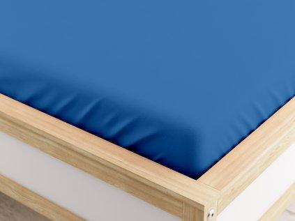 Jersey bavlna modra