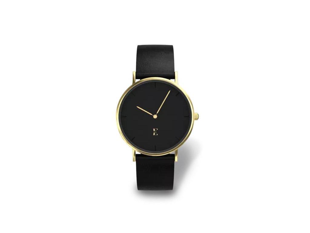 hodinky esoria alys pure black