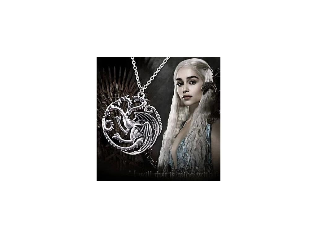 Šperk Khaleesi Drogon