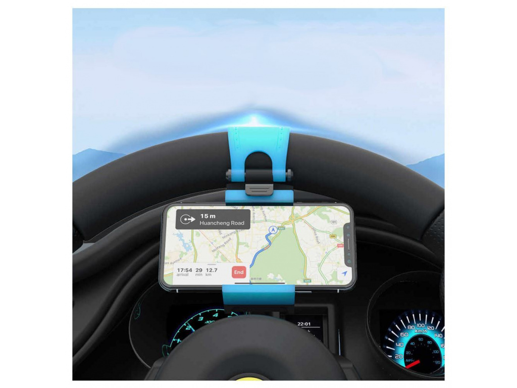0021388 drzak mobilu na volant