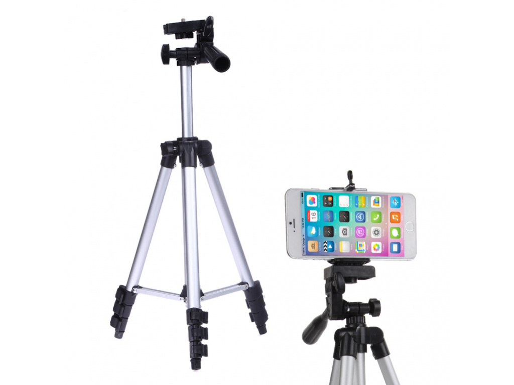 Professional Camera Tripod Stand Holder For iPhone iPad Samsung Digital Camera Table PC Holder Phone Holder (1)