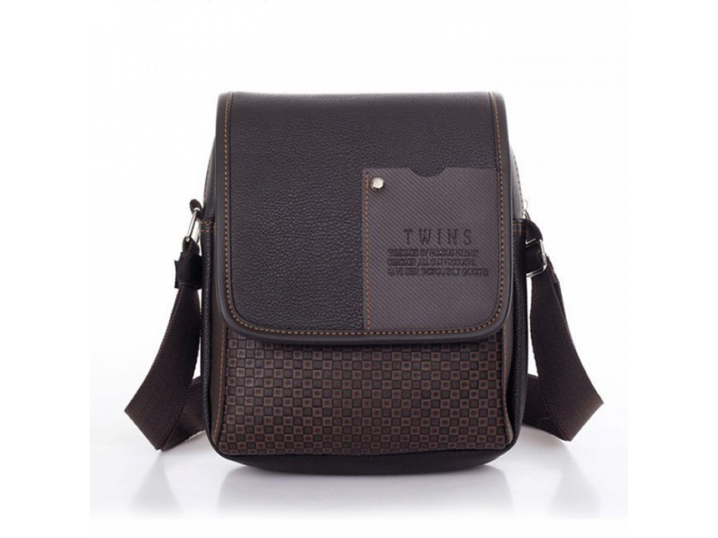 Pánská taška Hunton (Barevná varianta Hnědá)