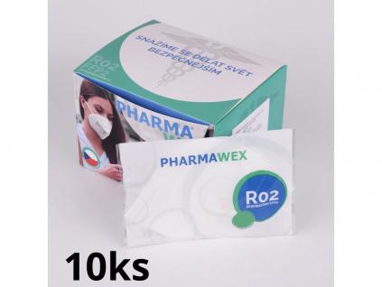krabicka 10ks respiratory ffp2 pharmawex