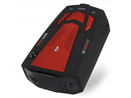 antiradar ems 20 red front