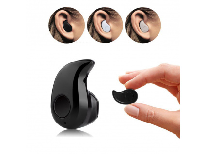 Mini Style Bluetooth Earphone Wireless S530 In Ear Bluetooth Headsets Stealth Handsfree Earbuds Universal For iPhone (1)