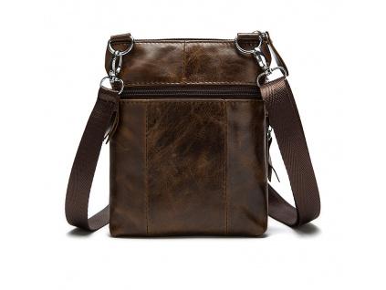 Pánská taška Westal (Barevná varianta Černá)