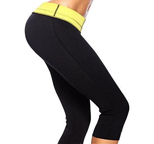 Hubnoucí legíny Slim&Beauty Shorts Velikost: L