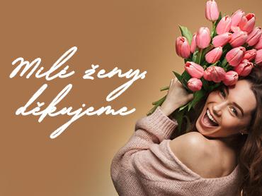 Mezinárodní den žen klepe na dveře: 3 tipy na dárky, které potěší