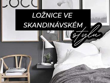 Chladná severská inspirace: Skandinávská ložnice v 5 krocích