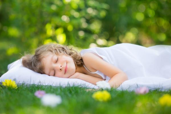 6 tipů pro zdravý spánek dětí