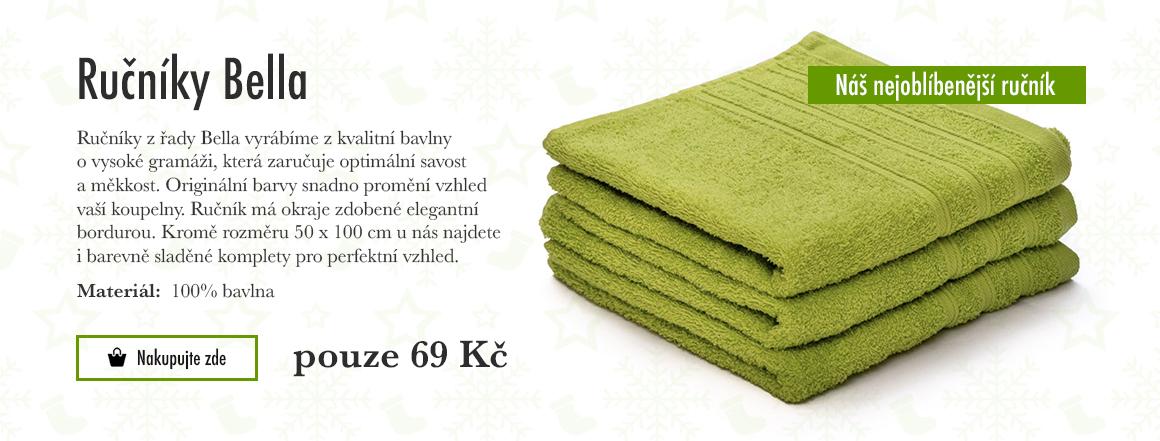 Náš nejoblíbenější ručník