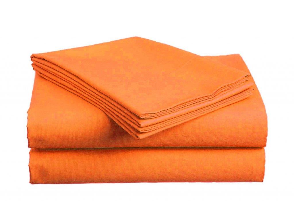 LUX oranzova