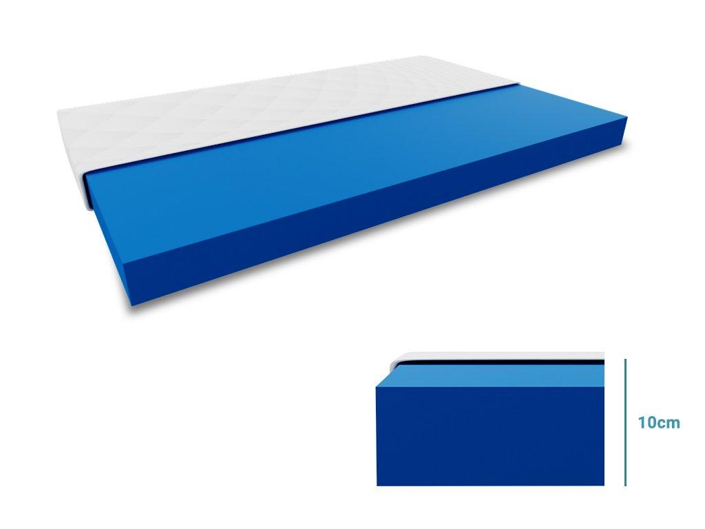 Dětská matrace COMFY HR 10 cm 80x160 cm