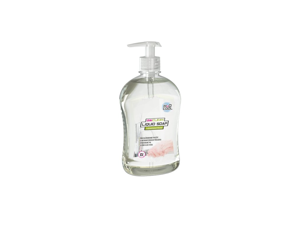 disiClean liquid soap