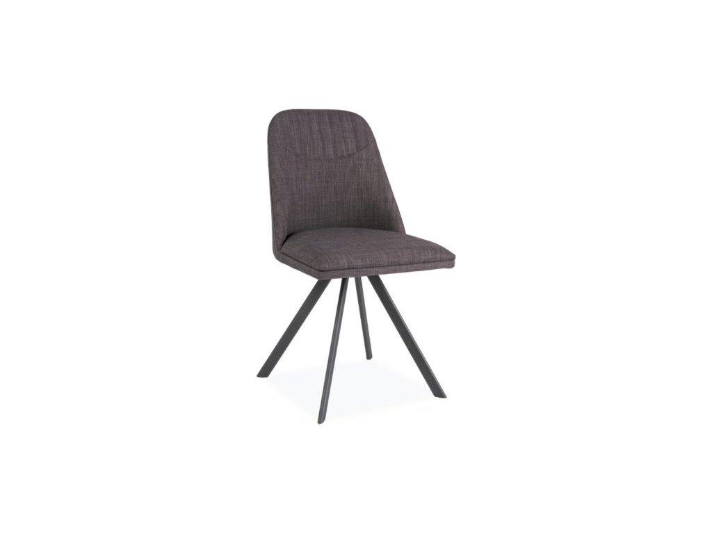 miltonsz 00728 krzeslo milton szary szary tap 25