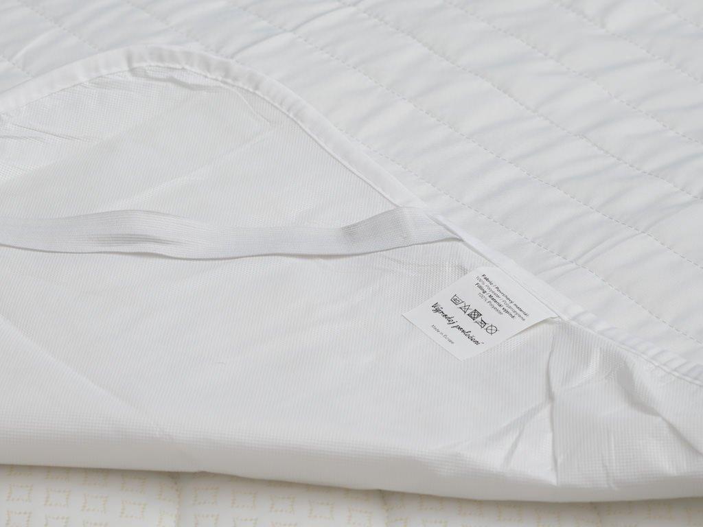 Matracový chránič postelový matrace voděodolný pro děti 80 x 200 cm