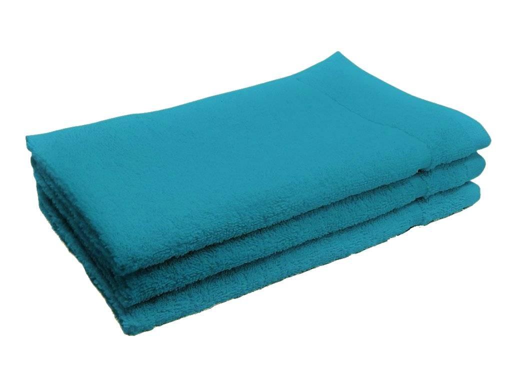 5697 rucnik maly detsky pro hosty bavlneny modry tyrkysovy (1)