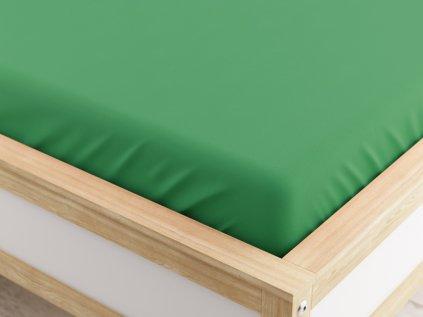 Jersey bavlna zelenaNOVA