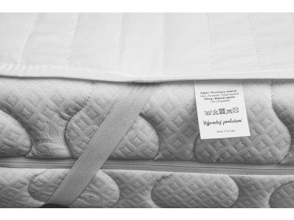prosivany matracovy chranic