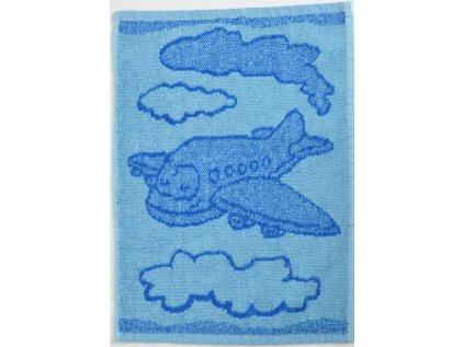 MOTIV modre letadlo