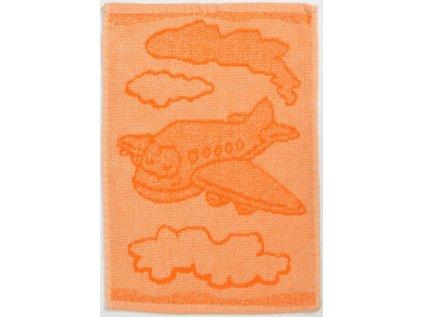 MOTIV oranzove letadlo